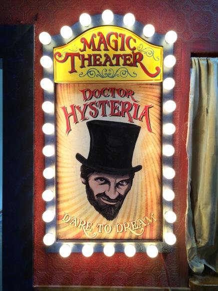 """Dr. Hysteria's """"Theatre"""""""