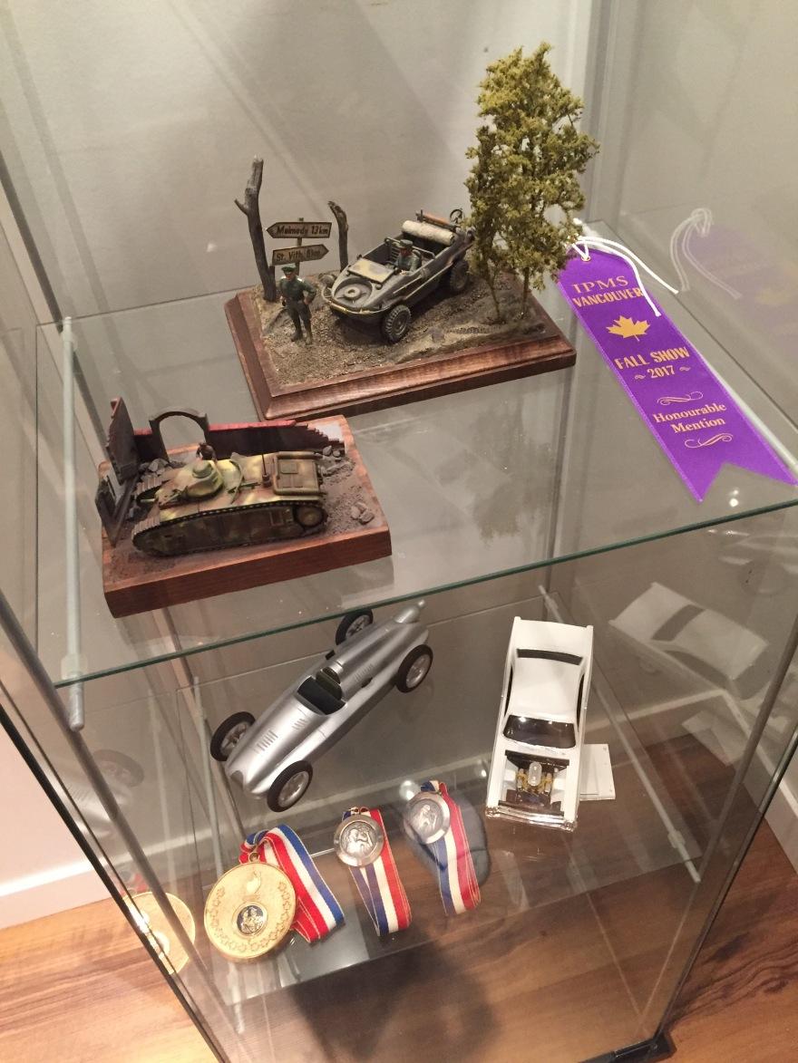 Model Cabinet 01