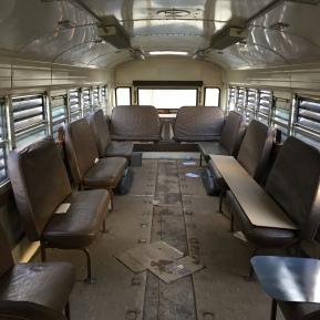 Prison Bus Interior