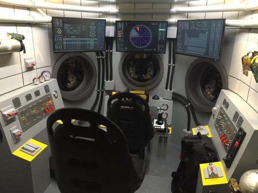Deep-sea Submersible