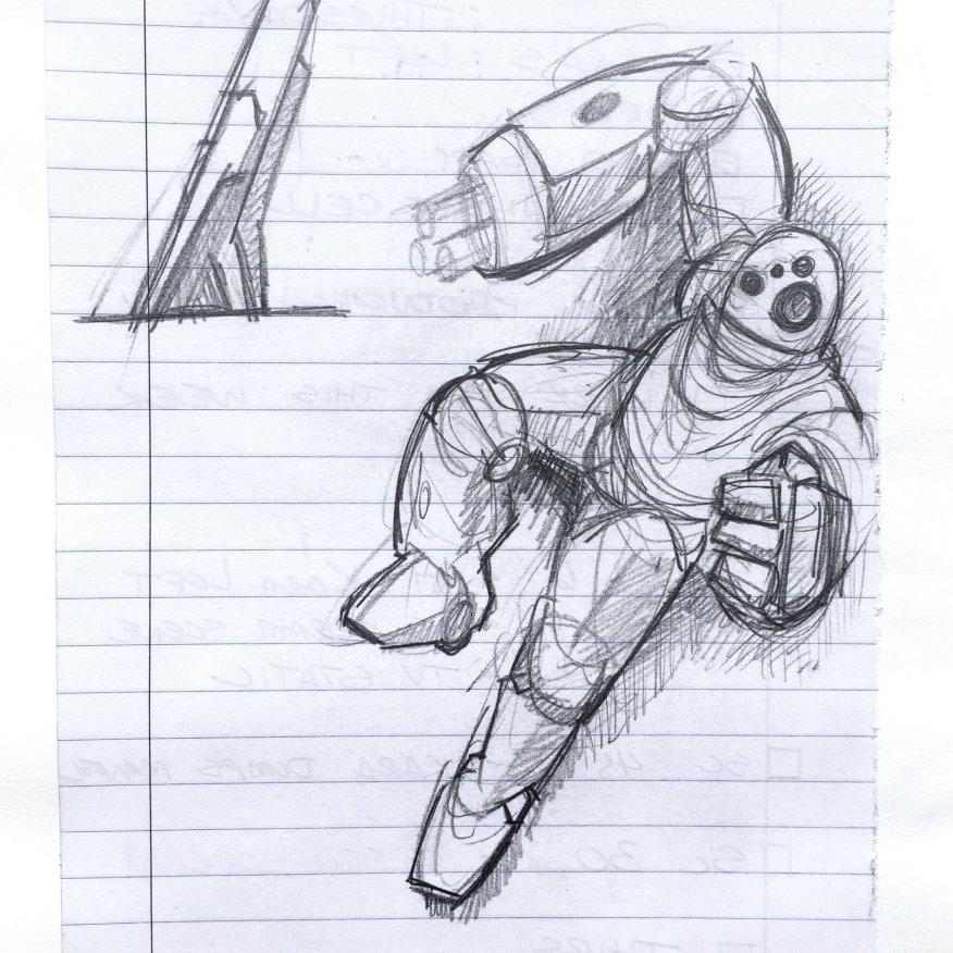 Daxxam Shock Trooper